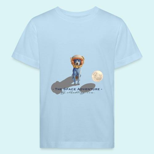 The Space Adventure - Kids' Organic T-Shirt