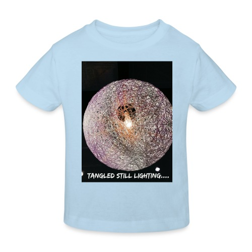 Tangled - Kids' Organic T-Shirt