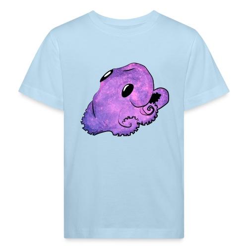 polpo Kawaii - Maglietta ecologica per bambini