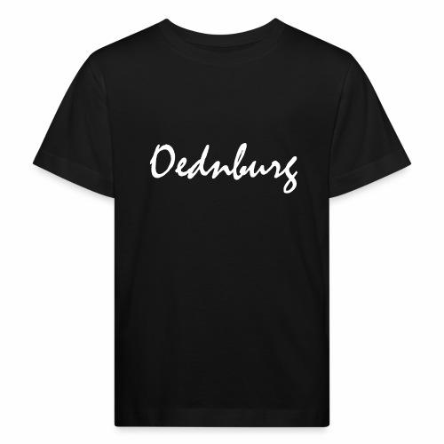 Oednburg Wit - Kinderen Bio-T-shirt