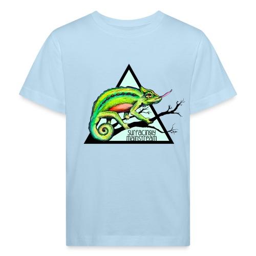 Chamäleon Mainstream - Kinder Bio-T-Shirt
