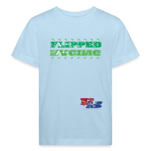 Flipped Racing A-Plus - Kids' Organic T-Shirt