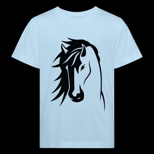 Stallion - Kids' Organic T-Shirt
