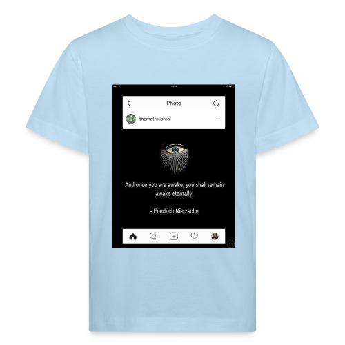 81F94047 B66E 4D6C 81E0 34B662128780 - Kids' Organic T-Shirt