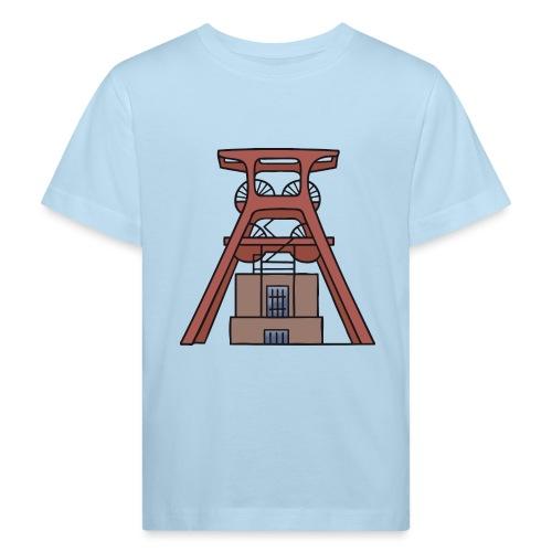 Zeche Zollverein Essen c - Kinder Bio-T-Shirt