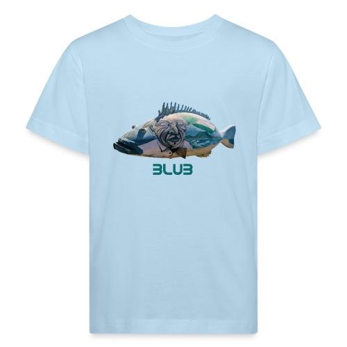 Fisch - Kinder Bio-T-Shirt