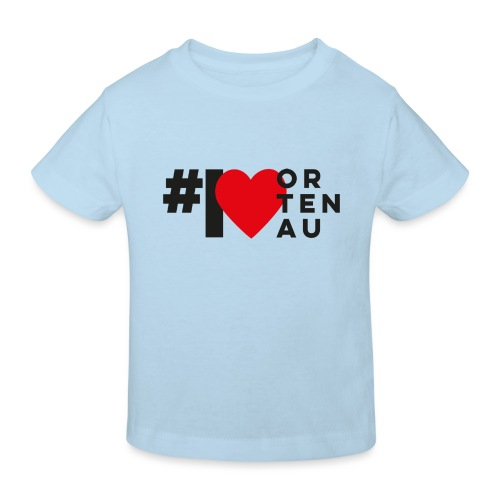 # I LOVE ORTENAU - Kinder Bio-T-Shirt