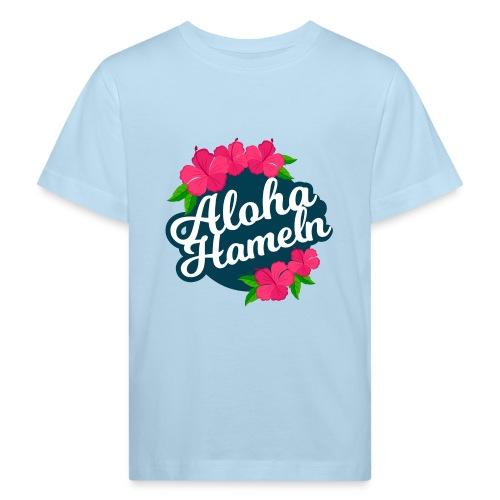 Aloha Hameln | Hawaii SunShine | - Kinder Bio-T-Shirt