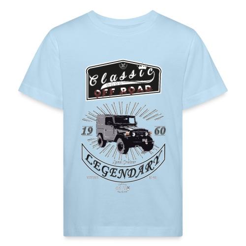 Classics Off Road FJ40 1960 - Camiseta ecológica niño