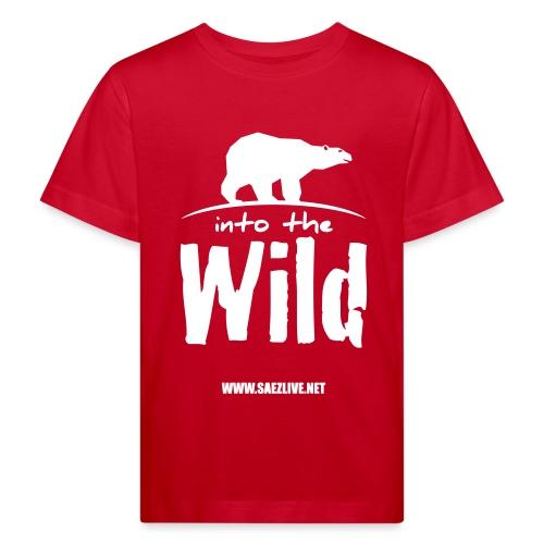 Into the wild (version light) - T-shirt bio Enfant