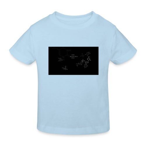 FessorVidenskabsTrøjen - Organic børne shirt