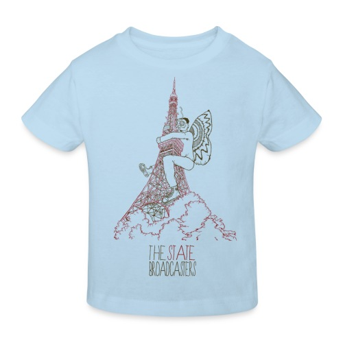 Mothman - Kids' Organic T-Shirt