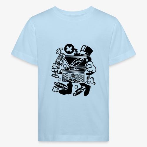 Platine vinyle classique - T-shirt bio Enfant