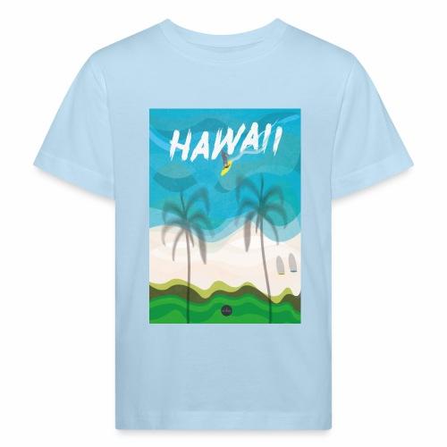 Hawaii - Kids' Organic T-Shirt