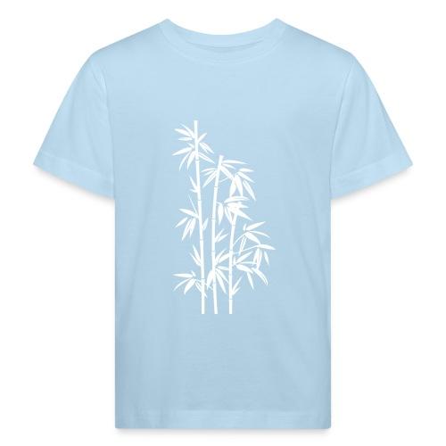 Bianco Dafne 01 - Maglietta ecologica per bambini