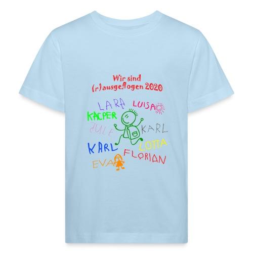 Abschluss kita 2020 - Kinder Bio-T-Shirt