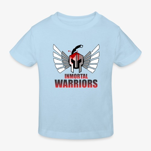 The Inmortal Warriors Team - Kids' Organic T-Shirt