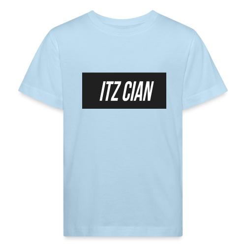 ITZ CIAN RECTANGLE - Kids' Organic T-Shirt