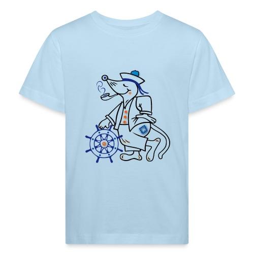 Matrose, maritim, Ahoi - Kinder Bio-T-Shirt