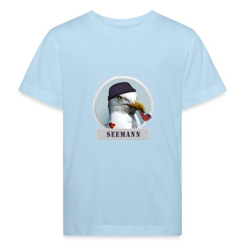Seemann - Kinder Bio-T-Shirt
