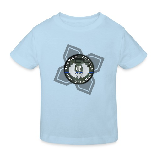 TFS Badge Camo - T-shirt bio Enfant