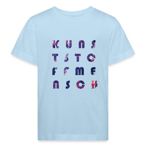 KunstStoffMensch #5 - Kinder Bio-T-Shirt