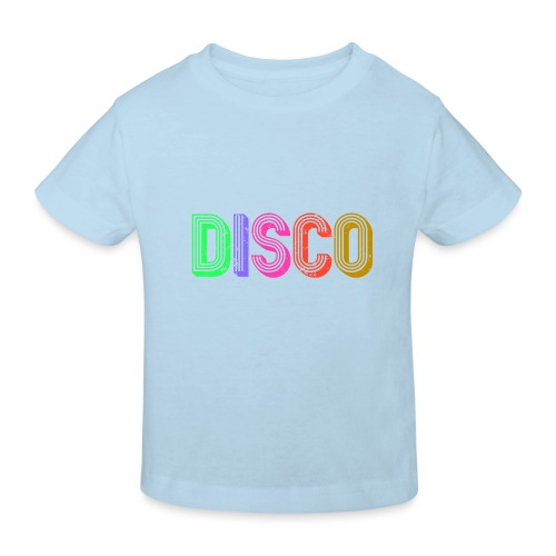 DISCO - Kinder Bio-T-Shirt