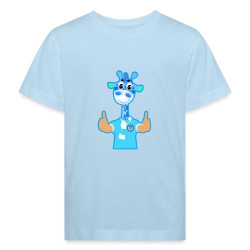 Funny Giraffe - Kids' Organic T-Shirt