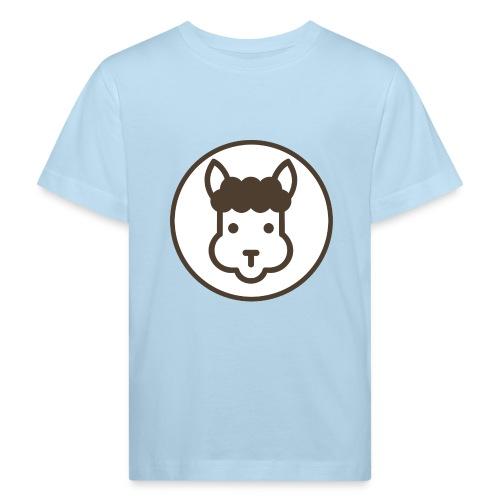 Llamalicious Logo - Organic børne shirt