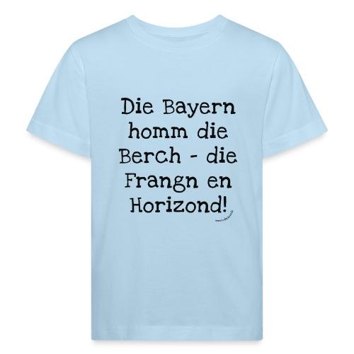 Horizond - Kinder Bio-T-Shirt