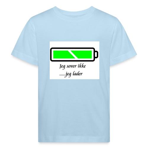 lader_2 - Økologisk T-skjorte for barn