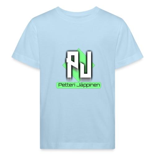 Petteri Jäppinen - Lasten luonnonmukainen t-paita