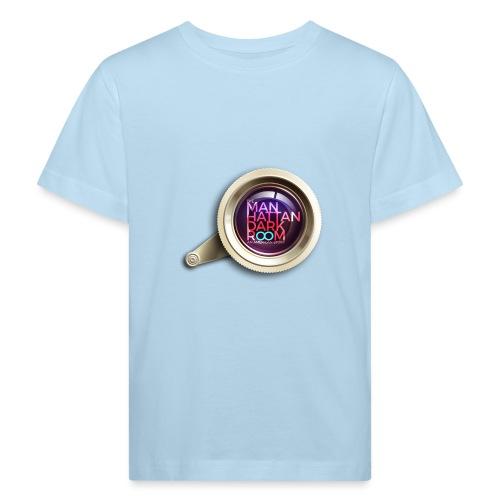 THE MANHATTAN DARKROOM OBJECTIF - T-shirt bio Enfant