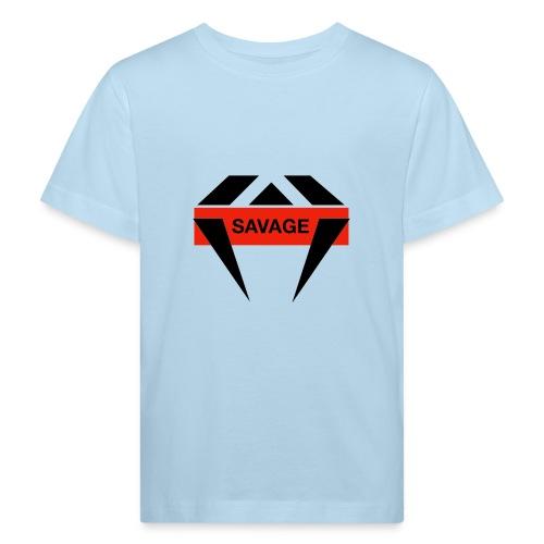 J.O.B Diamant Savage - Kinder Bio-T-Shirt