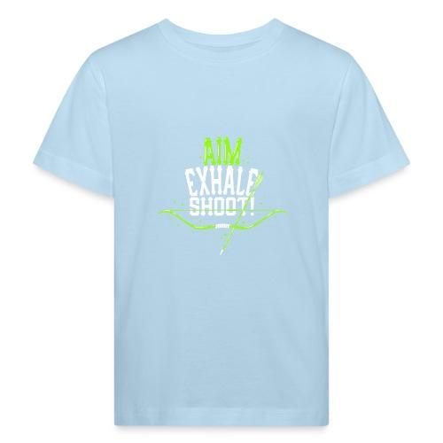 Bogenschütze - Kinder Bio-T-Shirt