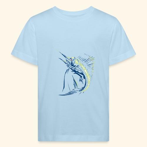 Poisson Voilier - T-shirt bio Enfant