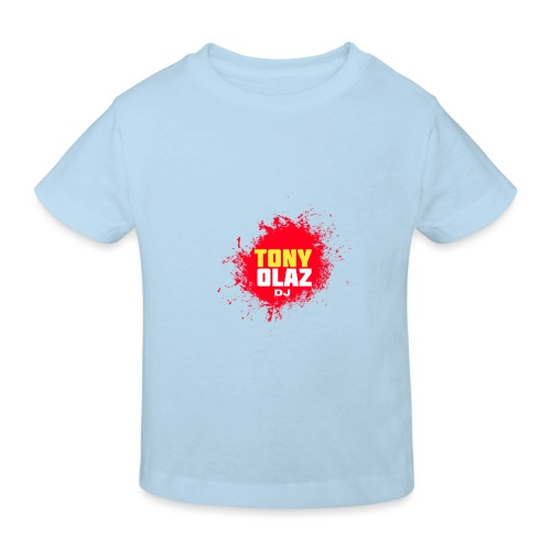 Marca Tony Olaz dj - Camiseta ecológica niño