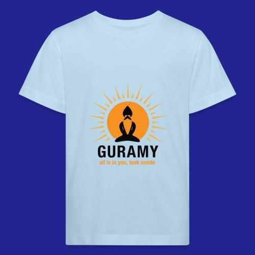final nero con scritta - Kids' Organic T-Shirt