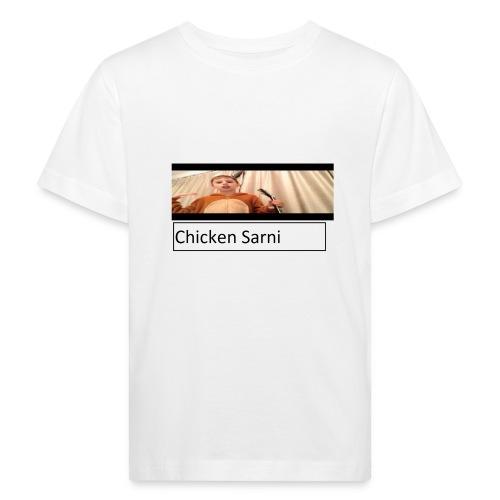 chicken sarni - Kids' Organic T-Shirt