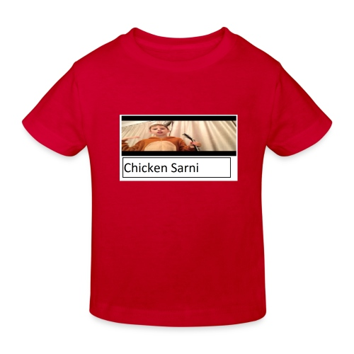 chicken sarni - Kids' Organic T-Shirt