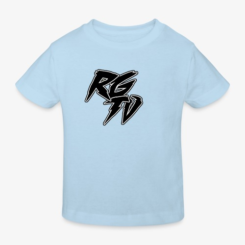 RGTV LOGO - Kids' Organic T-Shirt