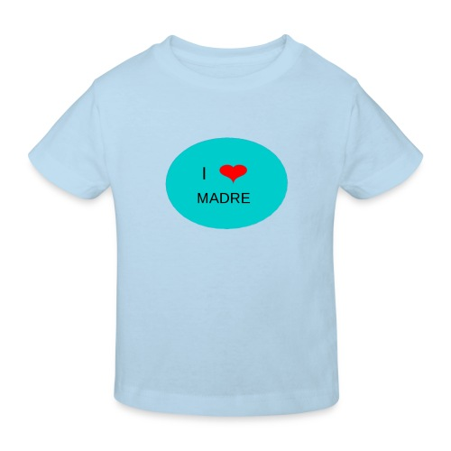 DIA DE LA MADRE - Camiseta ecológica niño