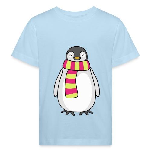 Kleiner Pinguin Kinder-Shirt - Kinder Bio-T-Shirt