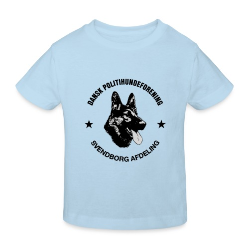 Svendborg ph sort - Organic børne shirt