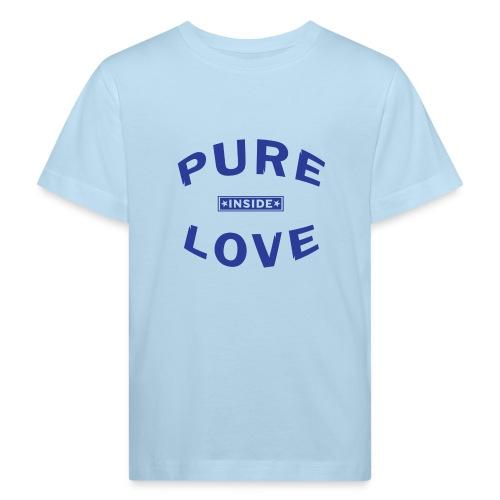 Pure Love Blue - Kinder Bio-T-Shirt