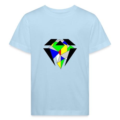 J.O.B. Diamant Colour - Kinder Bio-T-Shirt