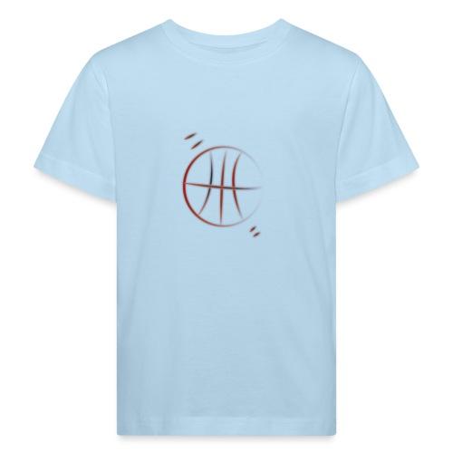 basket - Maglietta ecologica per bambini