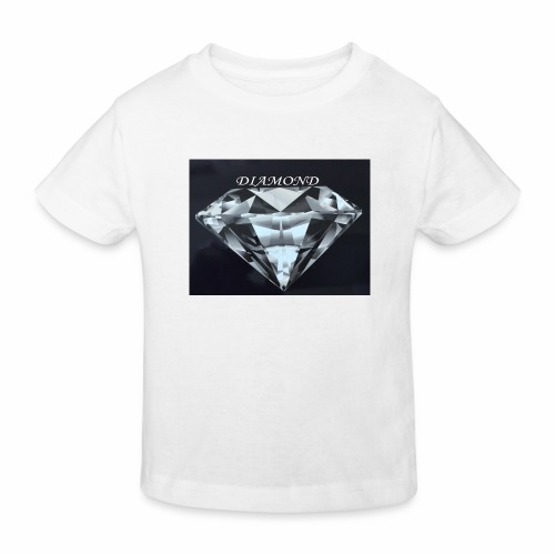 Diamond - Ekologisk T-shirt barn