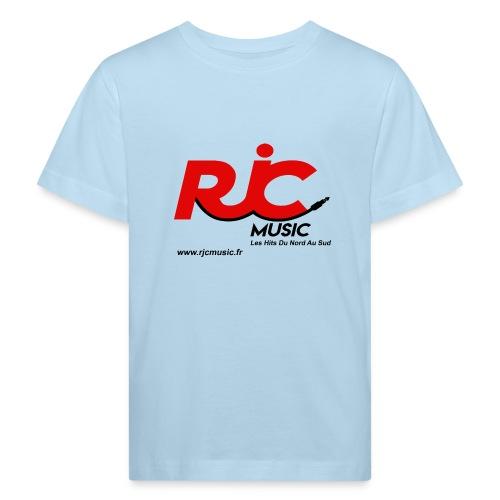 RJC Music avec site - T-shirt bio Enfant