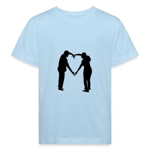 silhouette 3612778 1280 - Ekologisk T-shirt barn
